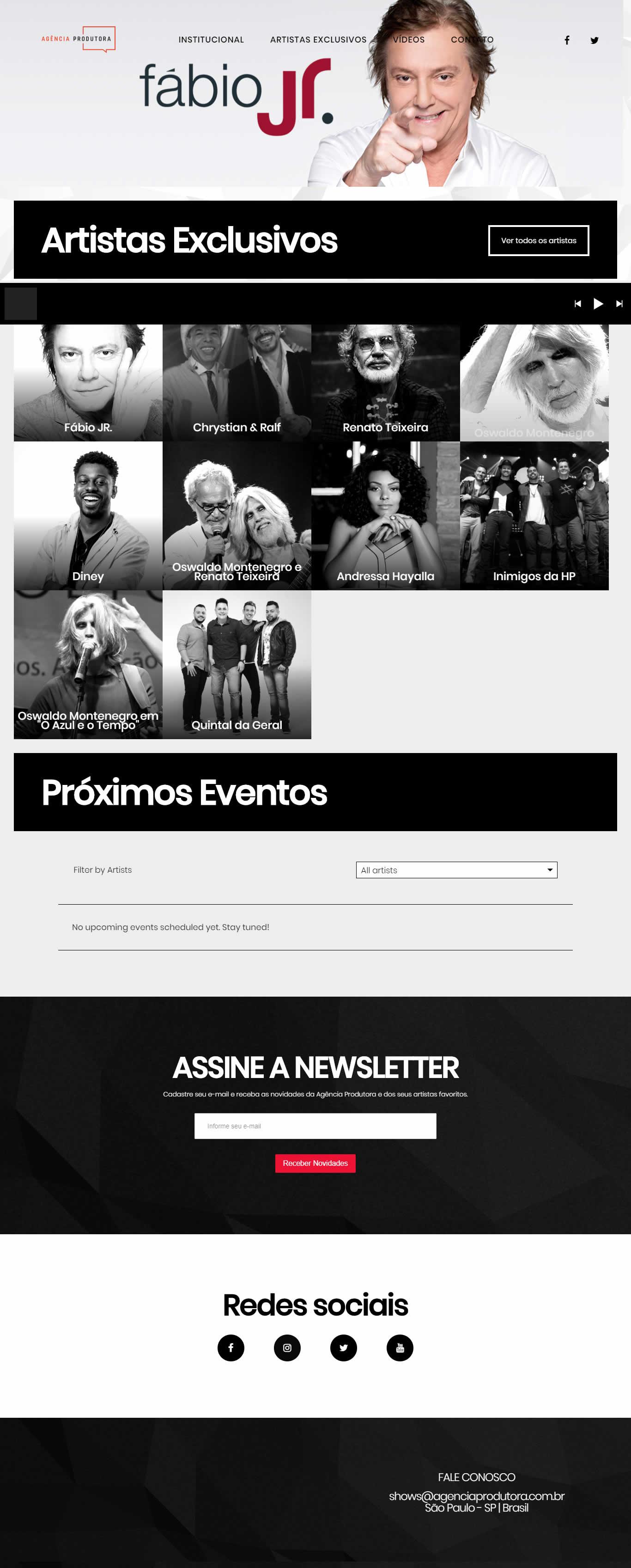 agenciaprodutora.com.br - Agencia Produtora